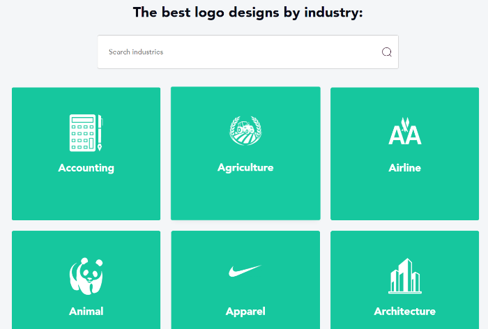 logojoyのロゴアイデア