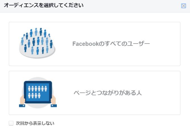 Facebook広告のオーディエンスインサイト